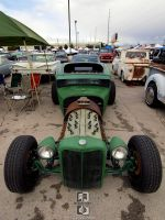 Green HotRod by Swanee3