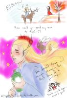 Elrond's Lack of Foresight by WingedPhantomTheif