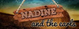 Band Banner (Nadine and the Earls) by bowlandspoon