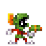Day #56 - Marvin the Martian by JINNdev