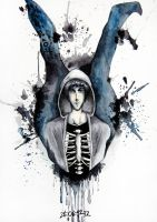 DONNIE DARKO by MajoraEmpress
