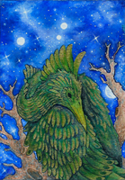 ACEO: fenifire by smiley-i