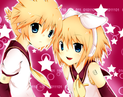 ...Len and Rin... by darldNife
