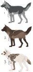Canine Adoptable Auction by mistywren