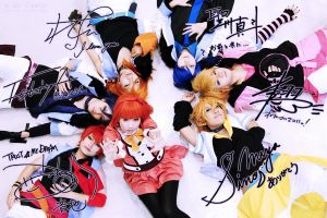Uta no prince sama maji love 1000 by popomini