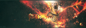 David Beckham - Real Madrid by maxzon