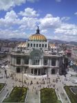 Bellas Artes Palace Mexico Cit by Creative-Moony-Loony