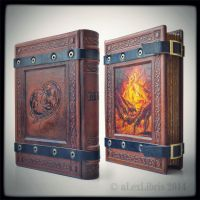 Dragon journal... by alexlibris999