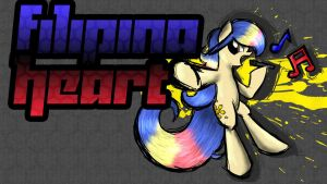 Filipina Heart [Splash Art] by rorycon