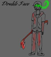 CP} - Double Face / Arry by Anime-Greek