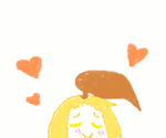 PP- Love ma Leaf. gif by glutinousRice