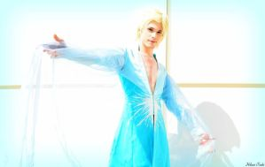 King Elsa Cosplay (Male Version - Elias)- Fearless by DakunCosplay