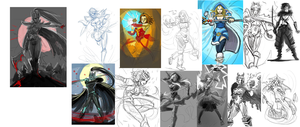 s028: Dota2 wips by Agito666