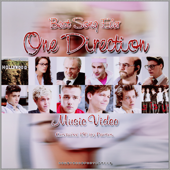 Best Song Ever - Photopack by ValeUnicorn123