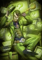 RIDDLER by Vinz-el-Tabanas