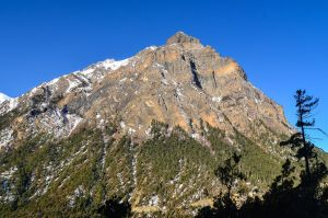 Annapurna Circuit - Day 5 - Peak by LLukeBE