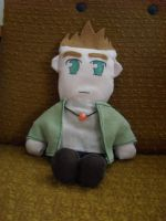 Dean doll (Supernatural) by drusnemet
