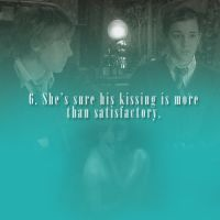 101 Reasons to Ship Harry and Hermione 6 by Lennves