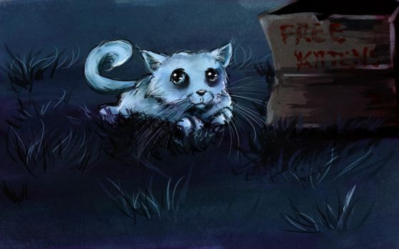 Free Kittens by ApacheCove