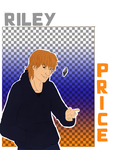 83rd Street Gang: Riley Price by LuckyRoulette