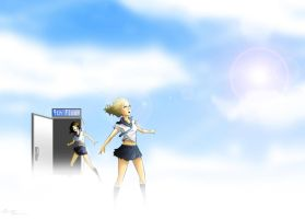 Cloud 9 by ShaneBot
