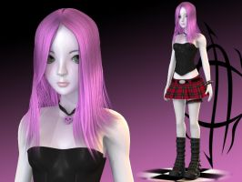 Pink wip2 by 3dmodeling