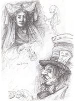 Alice sketches by RQuack