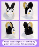 Emolga Hat Pokemon Hat by cutekick