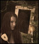 Lilith- Pre-Raphaelite Style by xrazorblade-beautyx
