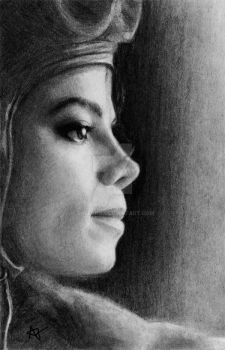 Michael Jackson by thefonx