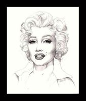 _Marilyn Monroe_ by tainted-orchid