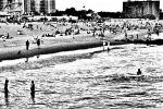 Coney Island Beach by lesley-oldaker