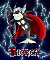 Mighty Thorca by MacNeacail