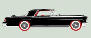 Lincoln Continental by NotTheRedBaron