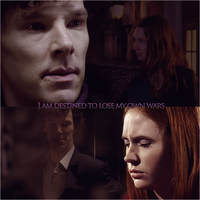 Wholock | I am destined to lose my own wars by VictoriaCrockett