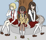 APH: Loli Trio-- Liechtenstein, Seychelles and Tai by romano-loves-tomato