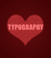 Typography #2 by NaVicoN