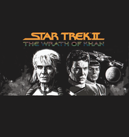 STAR TREK 2 THE WRATH OF KHAN by tanman1