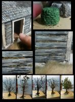 Eastern front : Part two by Makingscalemodels