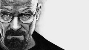 Walter White by AdamWien