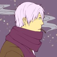 Mr. Mushishi by RikaNeko