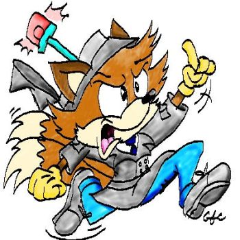 Tails as... by spongefox