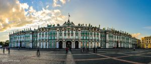 Petersburg Hermitage by RafalMateja