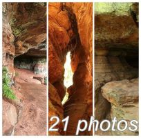 Altschlossfelsen Stock PACK 1 by Malleni-Stock