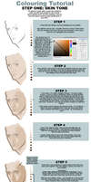 Colouring Tutorial - Skin Tone by FaerietaleWaltz