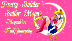 Pretty Soldier Sailor Moon Megadrive Thumbnail by NatouMJSonic
