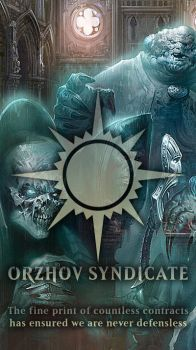 Orzhov Syndicate Smartphone Wallpaper 1080p by Locix-ITA