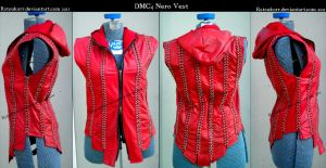DMC4 Nero Hooded Vest by Ratsukorr
