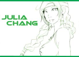 TekkenGirl_Julia Chang by TekkenDIVA