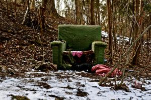 Homeless Throne by whittycathleen